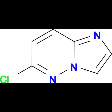 6-Chloroimidazo[1,2-b]pyridazine