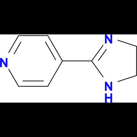 4-(4,5-Dihydroimidazol-2-yl)-pyridine