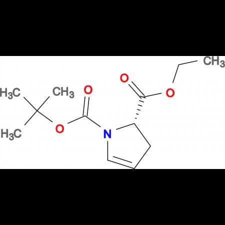 Ethyl N-Boc-L-prolin-4-ene