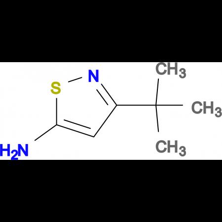 5-Amino-3-tert-butylisothiazole
