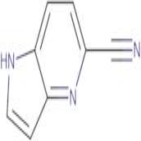1H-Pyrrolo[3,2-b]pyridine-5-carbonitrile
