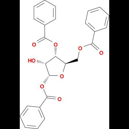 1,3,5-Tri-O-benzoate-a-D-ribofuranose