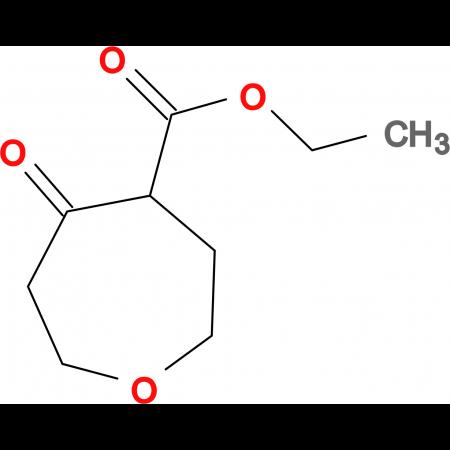 Ethyl-5-oxooxepane-4-carboxylate