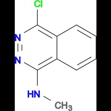 (4-Chloro-phthalazin-1-yl)-methyl-amine