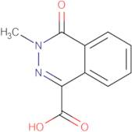3-Methyl-4-oxo-3,4-dihydro-phthalazine-1-carboxylic acid