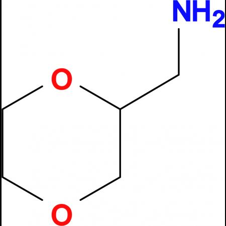 C-[1,4]Dioxan-2-yl-methylamine