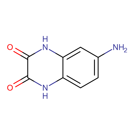 6-Amino-1,4-dihydro-quinoxaline-2,3-dione
