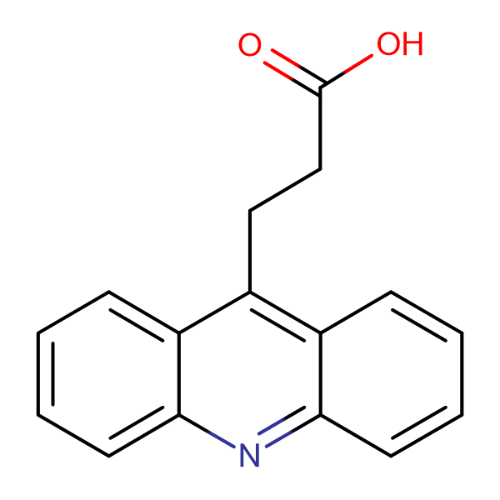 3-Acridin-9-yl-propionic acid