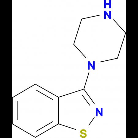 3-Piperazin-1-yl-benzo[d]isothiazole