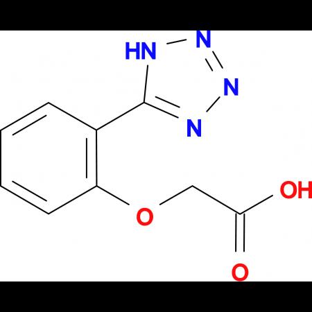 [2-(1H-Tetrazol-5-yl)-phenoxy]-acetic acid