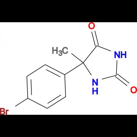 5-(4-Bromo-phenyl)-5-methyl-imidazolidine-2,4-dione