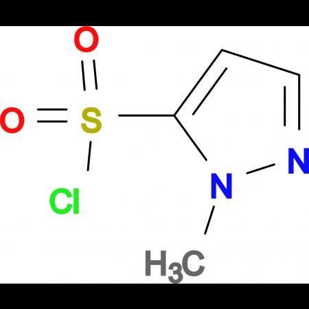 1-Methyl-1H-pyrazole-5-sulfonyl chloride