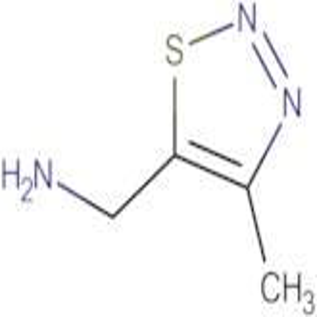 C-(4-Methyl-[1,2,3]thiadiazol-5-yl)-methylamine