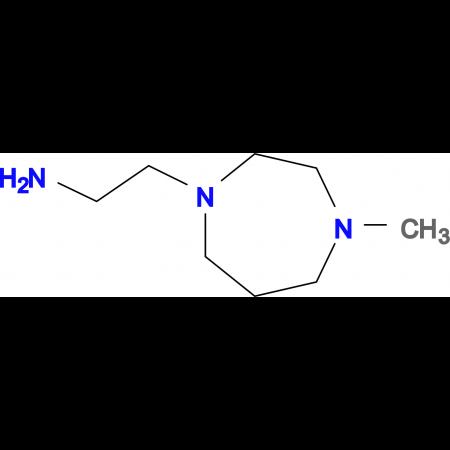 1-(2-Aminoethyl)-4-methyl-[1,4]diazepane