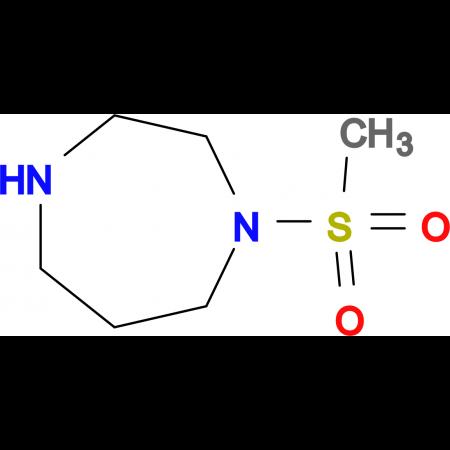 1-Methanesulfonyl-[1,4]diazepane