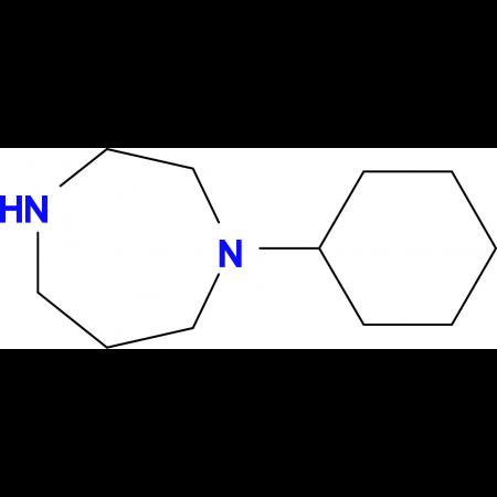 1-Cyclohexyl-[1,4]diazepane