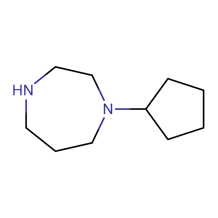 1-Cyclopentyl-[1,4]diazepane