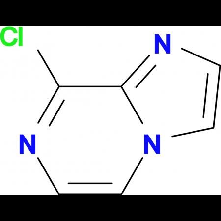 8-Chloroimidazo[1,2-a]pyrazine