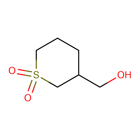 (1,1-Dioxidotetrahydro-2H-thiopyran-3-yl)methanol