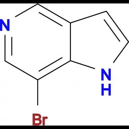 7-Bromo-1H-pyrrolo[3,2-c]pyridine