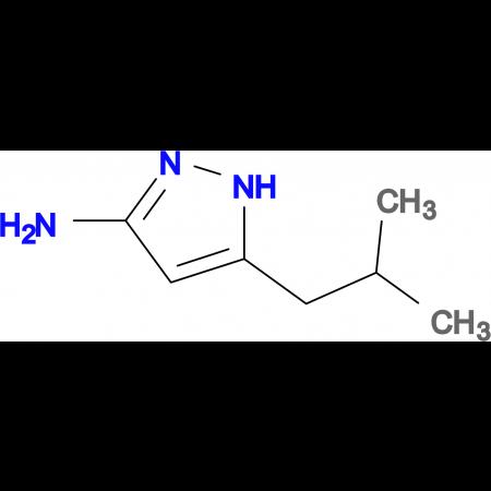 5-Isobutyl-1H-pyrazol-3-amine