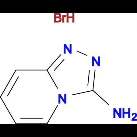 [1,2,4]Triazolo[4,3-a]pyridin-3-amine hydrobromide