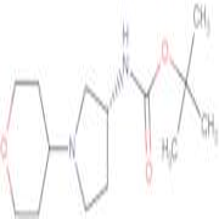 (R)-tert-Butyl 1-(tetrahydro-2H-pyran-4-yl)pyrrolidin-3-ylcarbamate