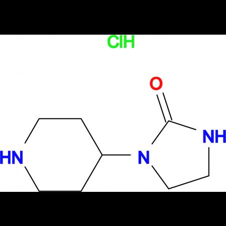 1-(Piperidin-4-yl)imidazolidin-2-one hydrochloride