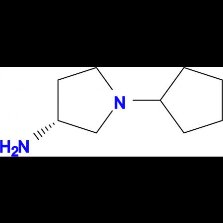 (R)-1-Cyclopentylpyrrolidin-3-amine