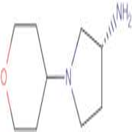 (R)-1-(Tetrahydro-2H-pyran-4-yl)pyrrolidin-3-amine