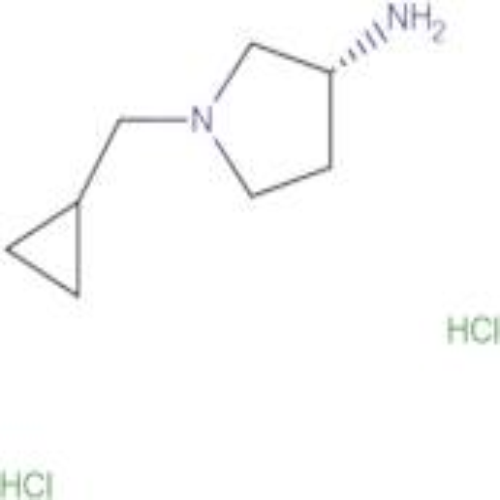 (R)-1-(Cyclopropylmethyl)pyrrolidin-3-amine dihydrochloride