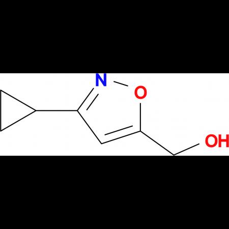 (3-Cyclopropyl-5-isoxazolyl)methanol
