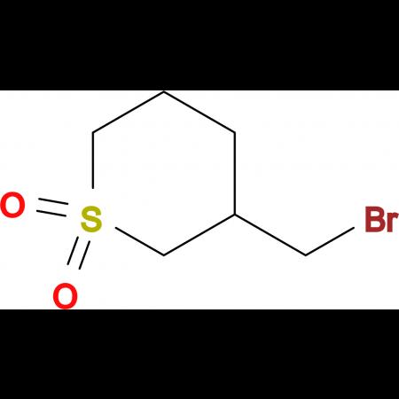 3-(Bromomethyl)-tetrahydro-2H-thiopyran-1,1-dioxide