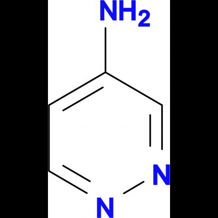 Pyridazin-4-amine