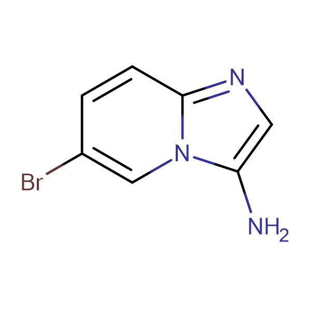6-Bromoimidazo[1,2-a]pyridin-3-amine
