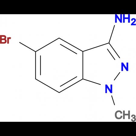 5-Bromo-1-methyl-1H-indazol-3-amine