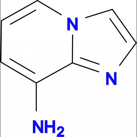 Imidazo[1,2-a]pyridin-8-amine