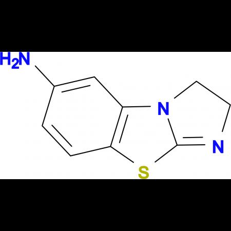 2,3-Dihydroimidazo[2,1-b][1,3]benzothiazol-6-amine