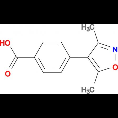 4-(3,5-Dimethylisoxazol-4-yl)benzoic acid