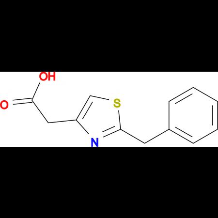 (2-Benzyl-1,3-thiazol-4-yl)acetic acid