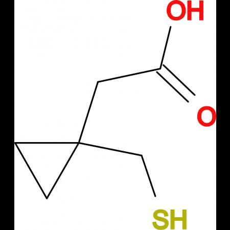 [1-(Mercaptomethyl)cyclopropyl]acetic acid