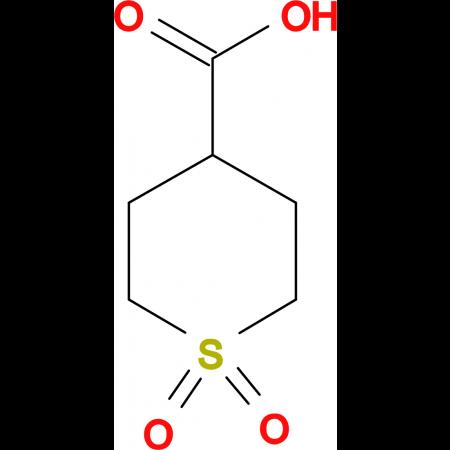 Tetrahydro-2H-thiopyran-4-carboxylic acid 1,1-dioxide