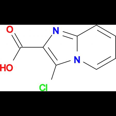 3-Chloroimidazo[1,2-a]pyridine-2-carboxylic acid