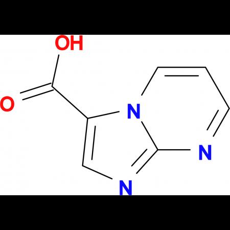 Imidazo[1,2-a]pyrimidine-3-carboxylic acid