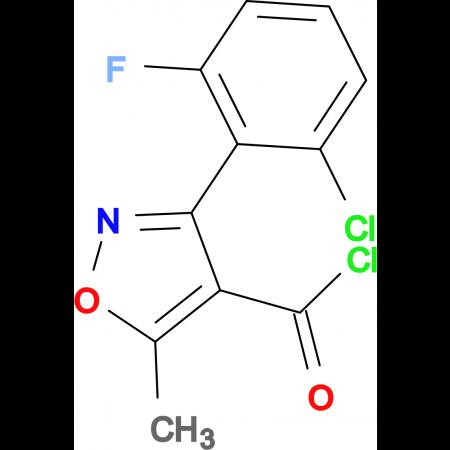 3-(2-Chloro-6-fluorophenyl)-5-methylisoxazole-4-carbonyl chloride