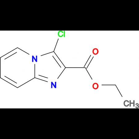 Ethyl 3-Chloroimidazo[1,2-a]pyridine-2-carboxylate