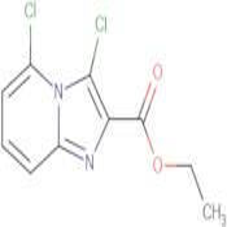 Ethyl 3,5-Dichloroimidazo[1,2-a]pyridine-2-carboxylate