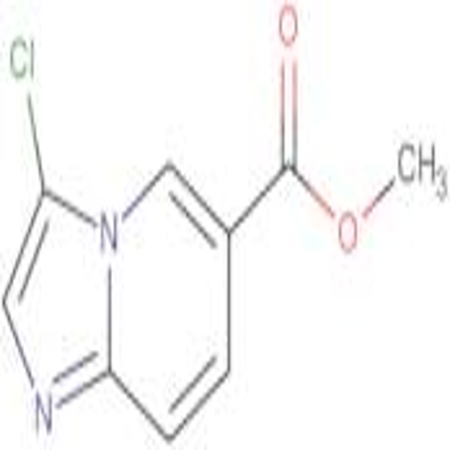 Methyl 3-Chloroimidazo[1,2-a]pyridine-6-carboxylate