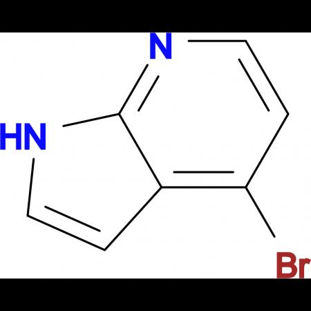 4-Bromo-1H-pyrrolo[2,3-b]pyridine
