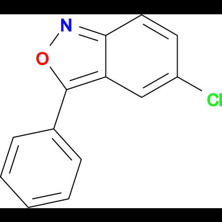 5-Chloro-3-phenyl-2,1-benzisoxazole